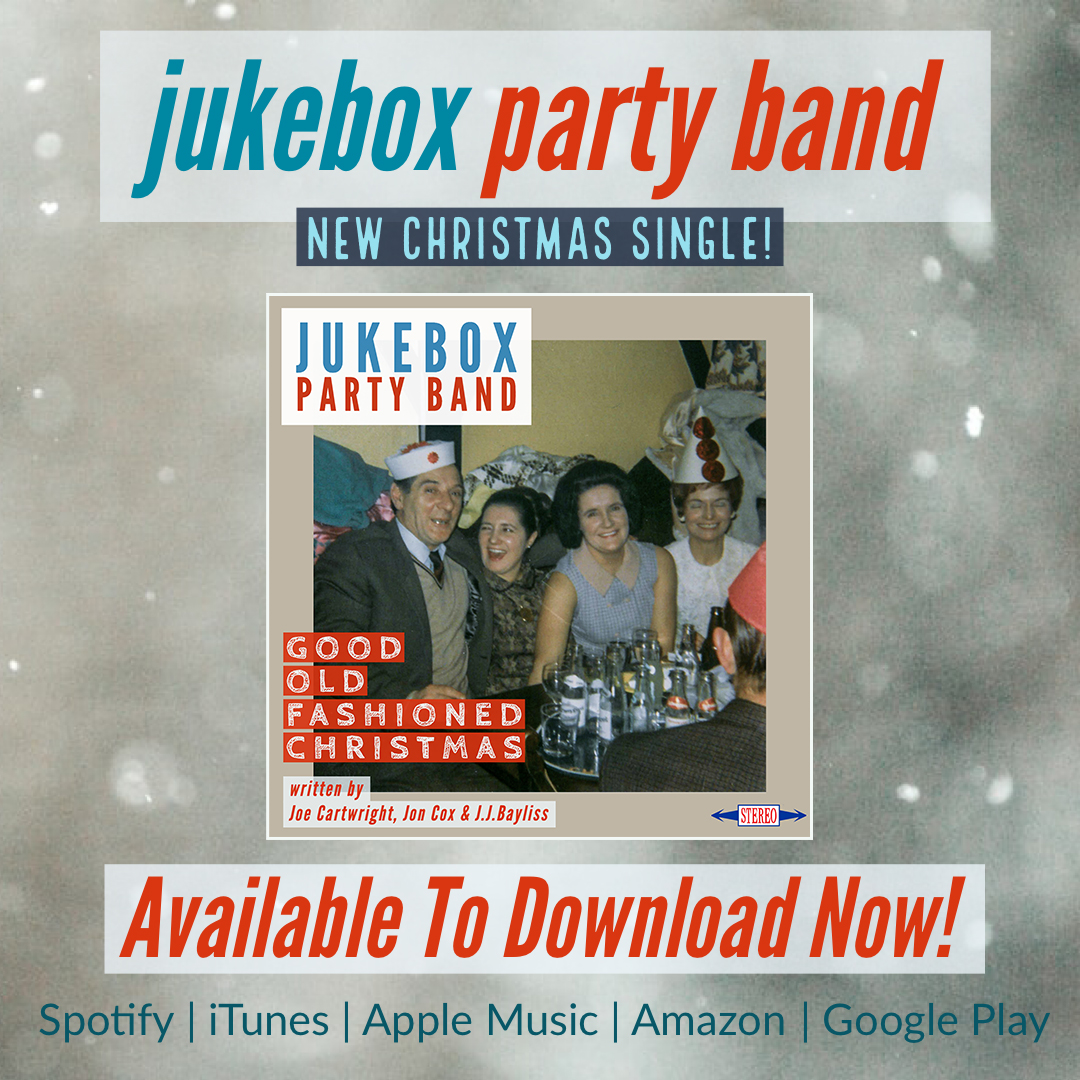 New Christmas Single by the Jukebox Party Band