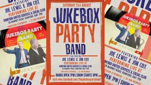 Jukebox Party Band Live in Romford Essex